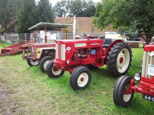 Foto van een Mc-Cormick B 614. Geplaatst door jordi 1455 op 11-12-2017 om 20:13:29, op TractorFan.nl - de nummer 1 tractor foto website.