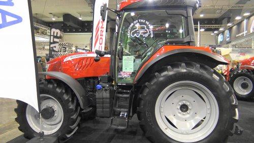 Foto van een Mc-Cormick X6.440  Agribex 2017: https://youtu.be/I6PyrMOmbYM. Geplaatst door erik9831 op 17-12-2017 om 10:28:03, op TractorFan.nl - de nummer 1 tractor foto website.