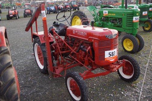Foto van een Mc-Cormick DLD 2. Geplaatst door jans-eising op 22-12-2017 om 17:32:59, op TractorFan.nl - de nummer 1 tractor foto website.