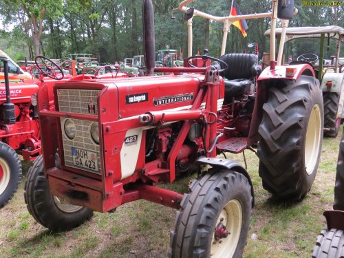 Mc-Cormick 423 van oldtimergek