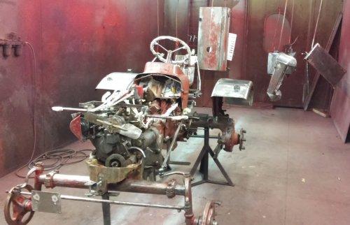 Mc-Cormick F 137 D van sander d