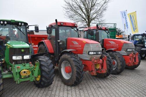 Foto van een Mc-Cormick MTX 150. Geplaatst door jordi 1455 op 27-01-2019 om 19:33:30, op TractorFan.nl - de nummer 1 tractor foto website.