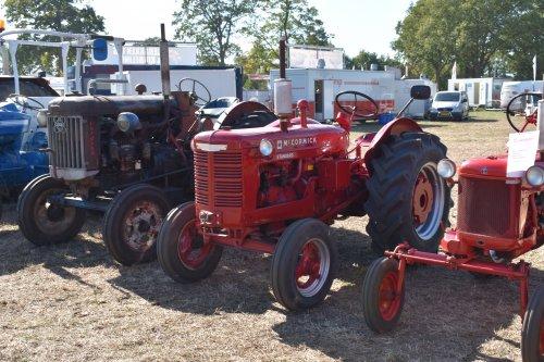 Foto van een Mc-Cormick W4. Geplaatst door jordi 1455 op 11-10-2019 om 19:41:26, op TractorFan.nl - de nummer 1 tractor foto website.