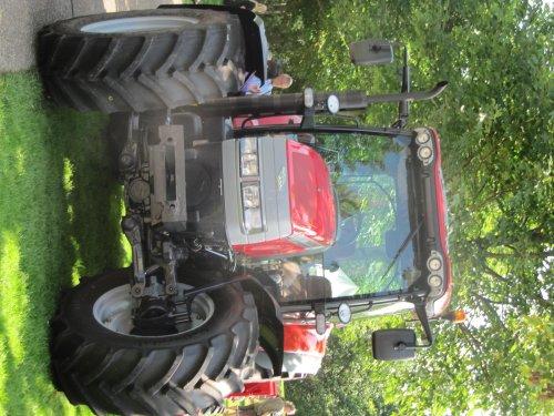 Foto van een Mc-Cormick Onbekend. Op de Landbouwtentoonstelling in Opmeer.. Geplaatst door StefanZ op 25-01-2012 om 19:58:55, met 5 reacties.