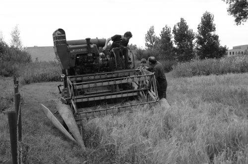 Foto van een Mc-Cormick D8-62, bezig met maaidorsen :D. Geplaatst door caseih212 op 10-08-2012 om 22:54:48, met 4 reacties.