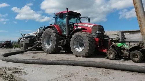 Foto van een Mc-Cormick XTX 185. Geplaatst door Roy-brune op 12-04-2016 om 14:55:19, op TractorFan.nl - de nummer 1 tractor foto website.