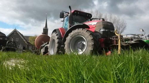 Foto van een Mc-Cormick XTX 185. Geplaatst door Roy-brune op 23-04-2016 om 12:05:00, op TractorFan.nl - de nummer 1 tractor foto website.