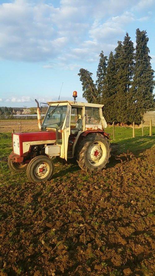 cultivateren. Geplaatst door joey IH op 11-10-2016 om 21:28:08, op TractorFan.nl - de nummer 1 tractor foto website.