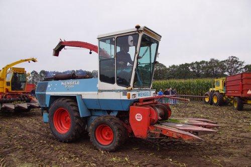 Foto van een Mengele SF 3000/2. Geplaatst door jans-eising op 07-10-2019 om 20:29:08, op TractorFan.nl - de nummer 1 tractor foto website.