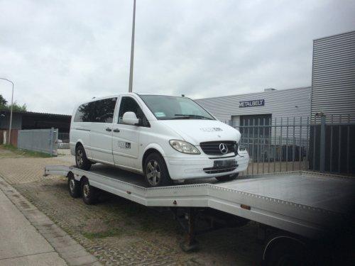 Mercedes-Benz Vito van user18