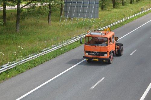 Mercedes-Benz LP van truckspotterhgk