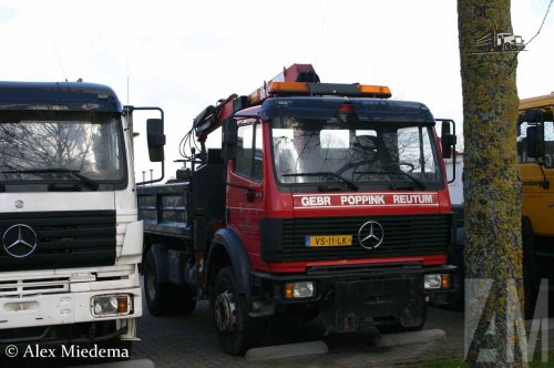 Mercedes-Benz SK 88 van Alex Miedema