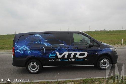 Mercedes-Benz Vito van Alex Miedema