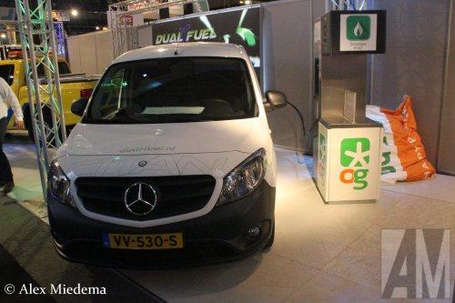 Mercedes-Benz Citan van Alex Miedema