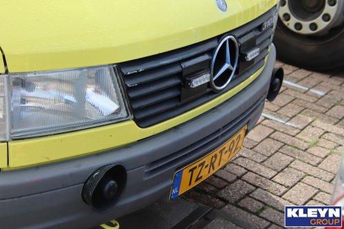 Mercedes-Benz Sprinter van Katy Kleyn