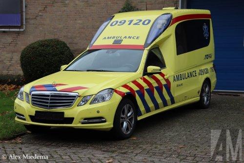 Mercedes-Benz E-klasse van Alex Miedema