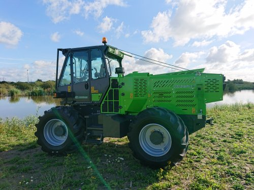 Merlo Tre Emme MM250 van FarMachine