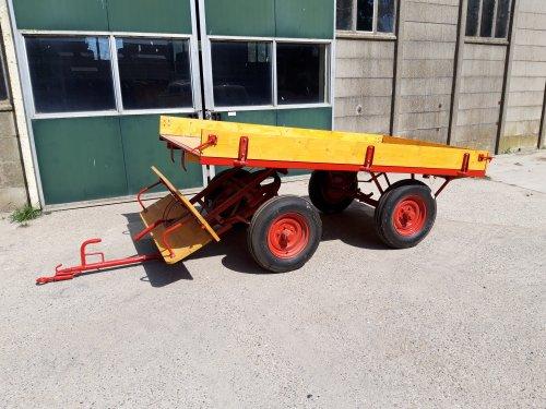 miedema Landbouwwagen van ValtraDirk