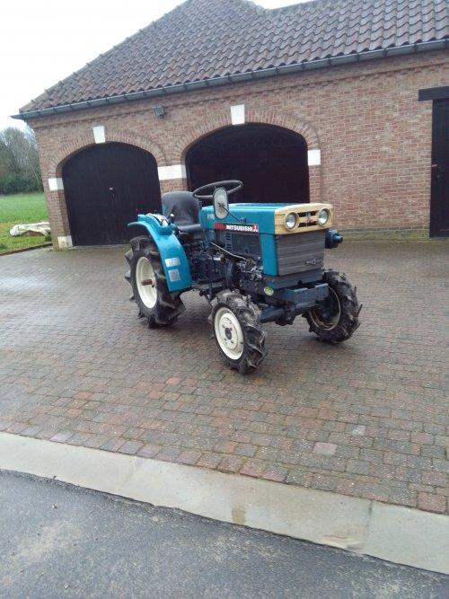 Foto van een Mitsubishi d1450fd dat ik verkoop .. Geplaatst door Majorpower op 10-03-2019 om 11:29:29, op TractorFan.nl - de nummer 1 tractor foto website.