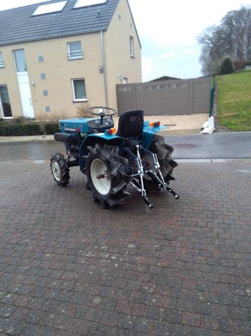 Foto van een Mitsubishi d1450fd dat ik verkoop .. Geplaatst door Majorpower op 10-03-2019 om 11:29:31, op TractorFan.nl - de nummer 1 tractor foto website.