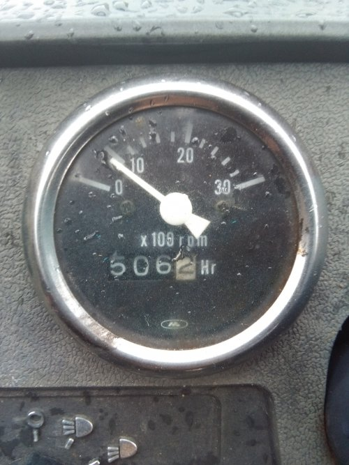 Foto van een Mitsubishi d1450fd dat ik verkoop .. Geplaatst door Majorpower op 10-03-2019 om 11:29:41, op TractorFan.nl - de nummer 1 tractor foto website.