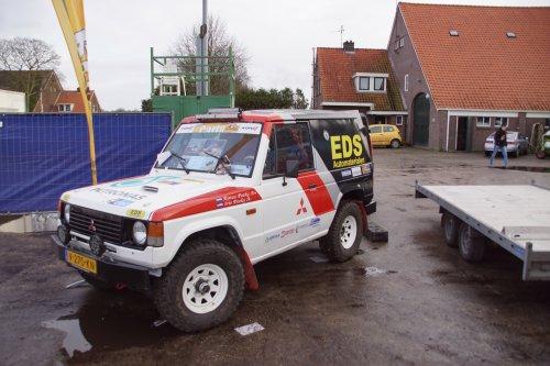 Foto van een Mitsubishi Onbekend.. Geplaatst door jans-eising op 15-12-2019 om 14:33:10, op TractorFan.nl - de nummer 1 tractor foto website.