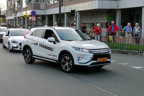 Foto van een Mitsubishi Mitsubishi Eclipse Cross.. Geplaatst door Lucas Ensing op 12-01-2020 om 16:47:40, op TractorFan.nl - de nummer 1 tractor foto website.