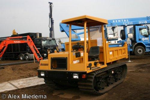 Morooka MST 2200 VD van Alex Miedema