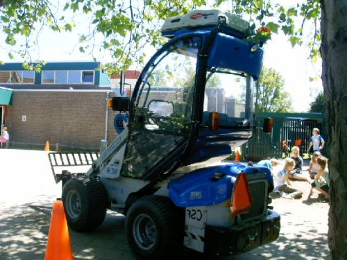 MultiOne Minishovel van Nick936