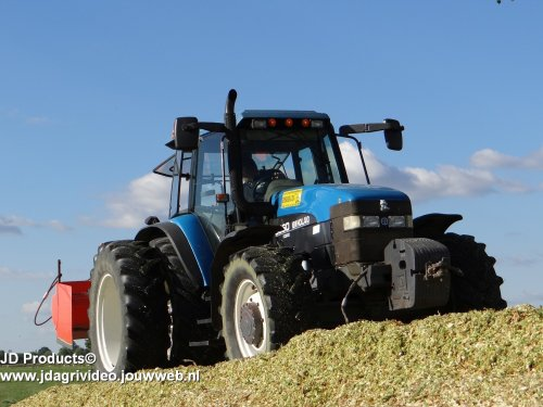 New Holland 8360 van JohanNunspeetElspeet
