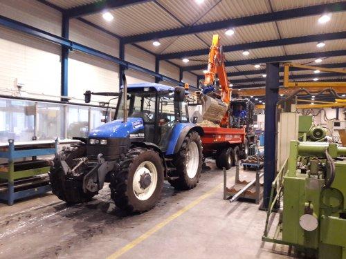 New Holland TS 90 van Henk 1120