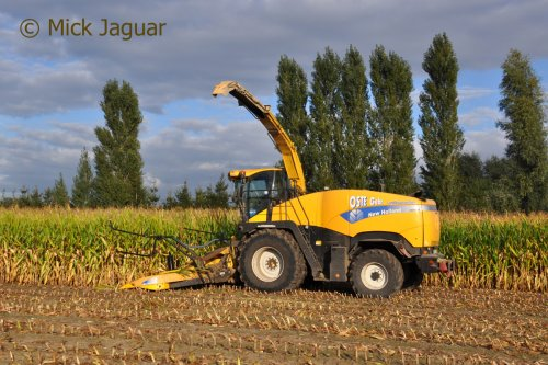 New Holland FR 9080 van Mick Jaguar