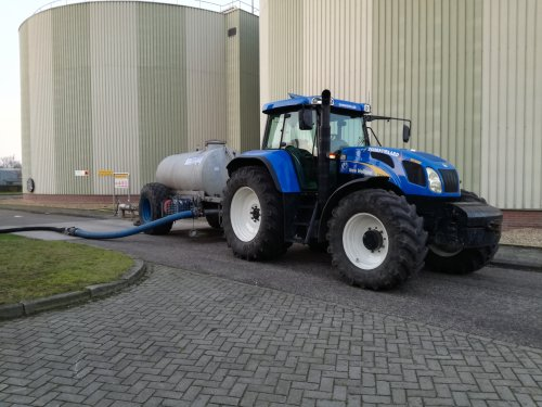 New Holland TVT 155 van RiK H