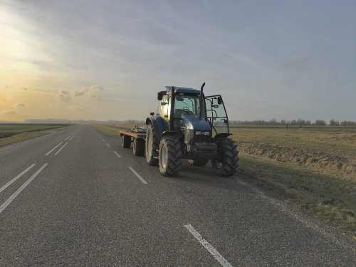 New Holland TS 90 van -NEW-HOLLAND-
