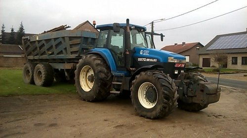 New Holland 8970 van peter8970