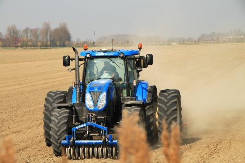 New Holland T 7.190 van alfredo