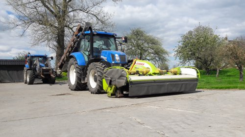 New Holland T 6.140 van NHPowersz