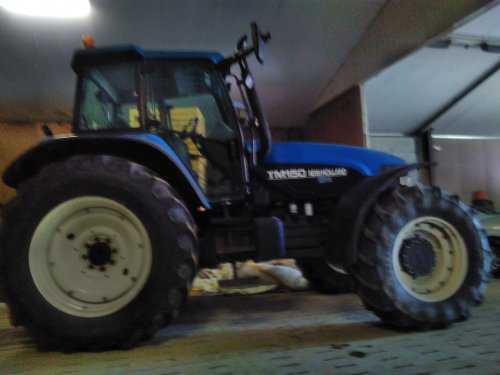 New Holland TM 150, foto van mklok