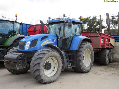 New Holland TVT 170 van oldtimergek
