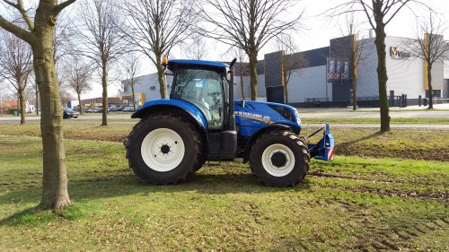 New Holland T 7.190 van jordi 1455