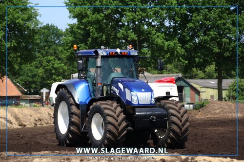New Holland TVT 170 van yourisnaak