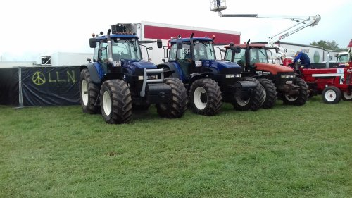 New Holland Meerdere van driesM600