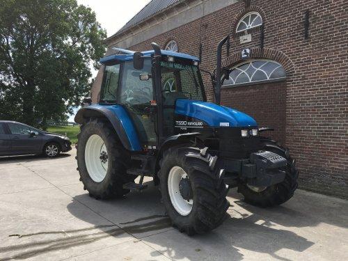 New Holland TS 90 van -NEW-HOLLAND-