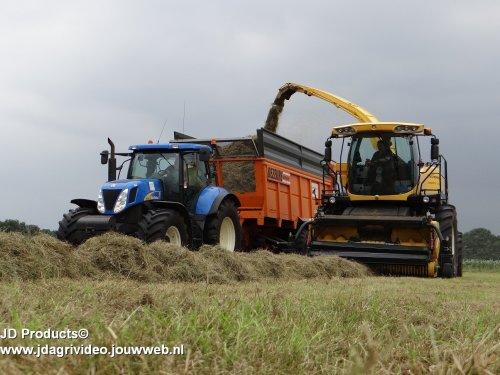 New Holland FR 9080 van JohanNunspeetElspeet