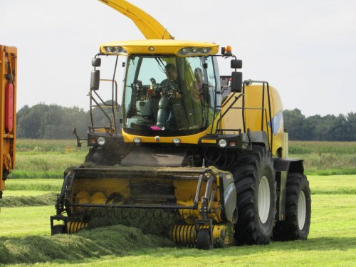New Holland FR 9060 van jans-eising
