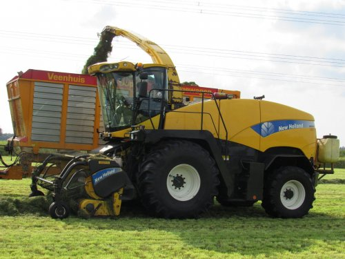 New Holland FR 9060 van jans-eising