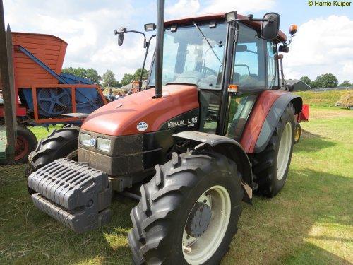 Foto van een New Holland L 95 , oldtimerdag Dalfsen 2017. Geplaatst door oldtimergek op 26-09-2017 om 15:01:05, op TractorFan.nl - de nummer 1 tractor foto website.