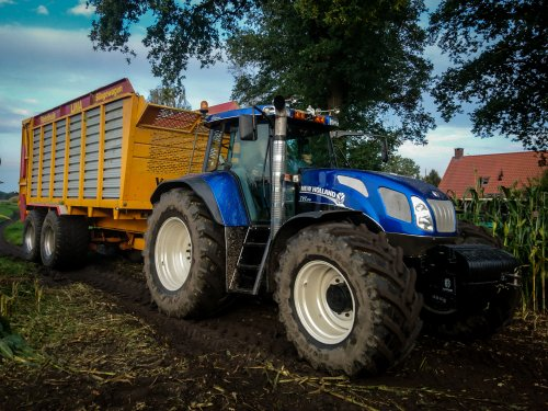 New Holland TVT 170 van ZetorTwente