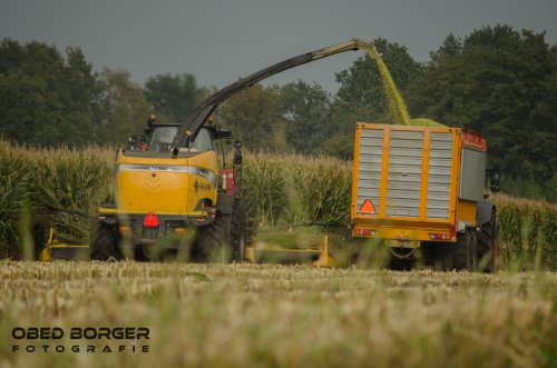 New Holland FR 9060 van Obed Borger