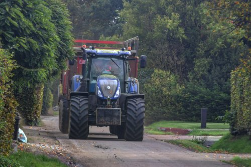 New Holland T 7.315 van jd7920